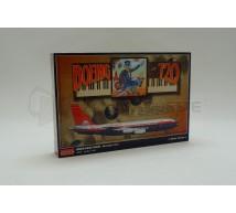 Roden - Boeing 720 Starship One Elton John 74