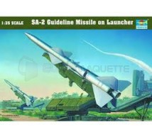 Trumpeter - SA-2 missile & launcher