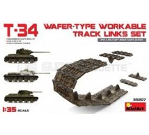 Miniart - T-34 Tracks Wafer type