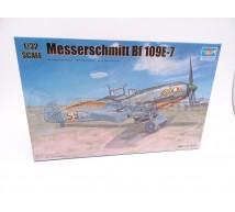 Trumpeter - Bf-109E-7
