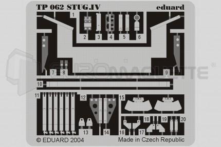 Eduard - Stug IV (tamiya)