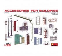 Miniart - Accessoires pour maison