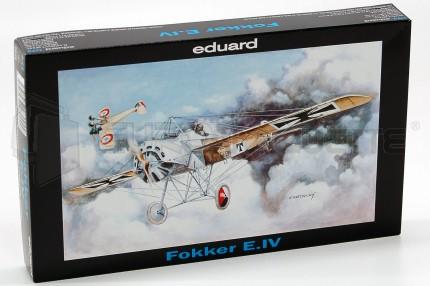 Eduard - Fokker E IV