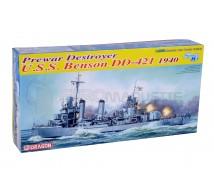 Dragon - USS Benson 1940