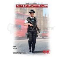 Icm - British Police Female Officer