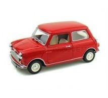 Kyosho - Morris Mini Red 1959