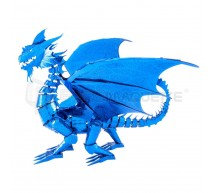 Metal earth - Dragon Bleu (Iconix)