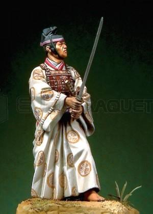 Pegaso - Samurai warrior