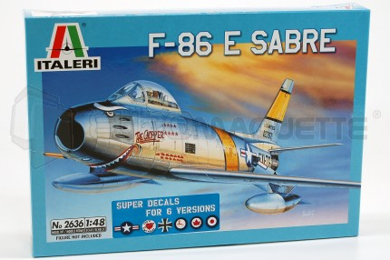 Italeri - F-86E  Sabre
