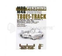 Afv club - T80E1 Tracks for M26/46