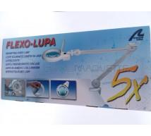 Artesania Latina - Lampe Loupe Ronde Flexo Lupa 5X