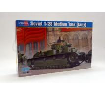 Hobby boss - T-28 Tank