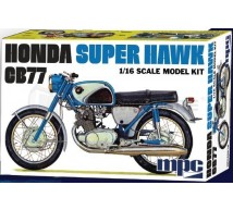 Mpc - Honda Super Hawk CB 77