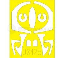 Eduard - A-4E Mask (Trumpeter)