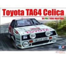 Beemax - Celica TA-64 Rallye Portugal 1984