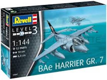 Revell - Harrier GR 7