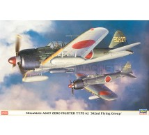 Hasegawa - A6M7 302FG
