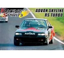 Aoshima - Nissan Skyline Turbo RS ADVAN