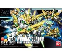 Bandai - SD Star Winning Gundam (0194866)
