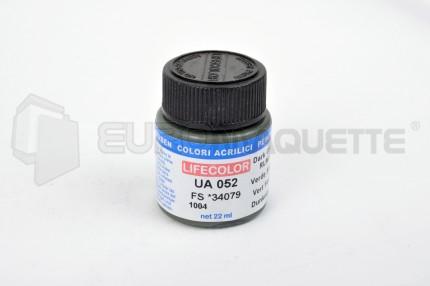 Life Color - Vert foncé RLM71 UA052 (pot 22ml)