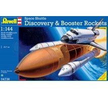 Revell - Discovery & boosters