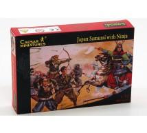 Caesar miniatures - Samourai¨& Ninja