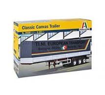 Italeri - Classic canvas trailer