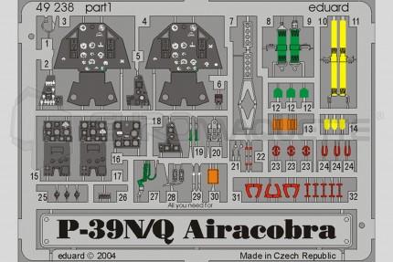 Eduard - P-39N/Q Airacobra (eduard)