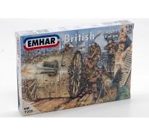 Emhar - Artillerie Anglaise WW1