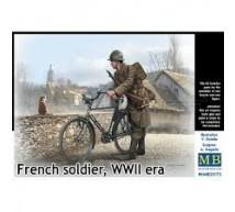 Master box - Soldat Français & vélo