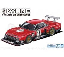 Aoshima - Skyline R30 GR 5 & detail set