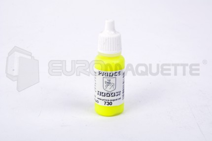Prince August - Jaune fluo 730 (pot 17ml)