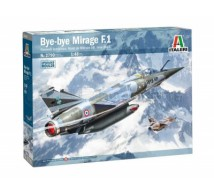 Italeri - By By Mirage F1
