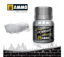 Mig products - Drybrush paint gun metal 40ml