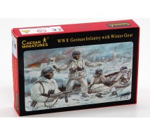 Caesar miniatures - Panzer Grenadiers F.E