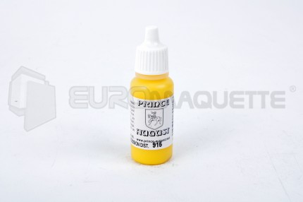 Prince August - Jaune intense secession 915 (pot 17ml)