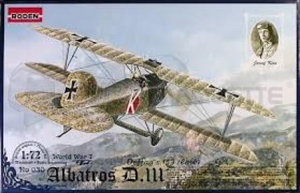 Roden - Albatros D III Oeffag S.53