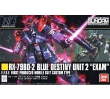 Bandai - HG Blue destiny Unit 2 (0219774)