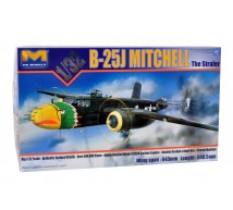 Hk Models - B-25J Strafer
