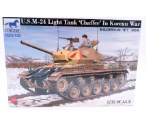 Bronco - M-24 Chaffee Korea