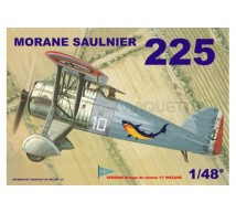 Mach 2 - Morane Saulnier MS-225