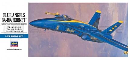 Hasegawa - F/A-18A HornetBlue Angel
