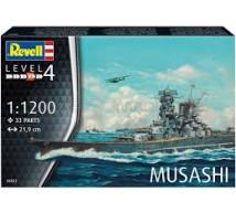 Revell - Musashi 1/1200