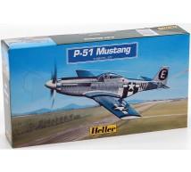 Heller - P51 D Mustang