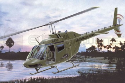 Italeri - OH-58 Kiowa