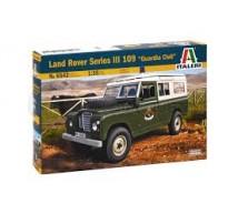 Italeri - Land Rover serie III Carabiniers