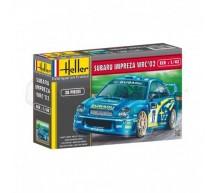 Heller - Subaru Imprezza WRC 02