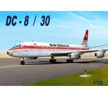 Mach2 - DC-8/30 Swissair