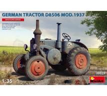 Miniart - D8506 Tractor Mod 1937