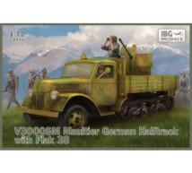 Ibg - V3000 Maultier & Flak 38